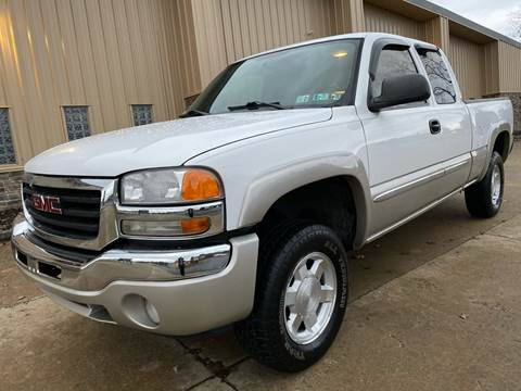 2005 GMC Sierra 1500 for sale in Uniontown, OH