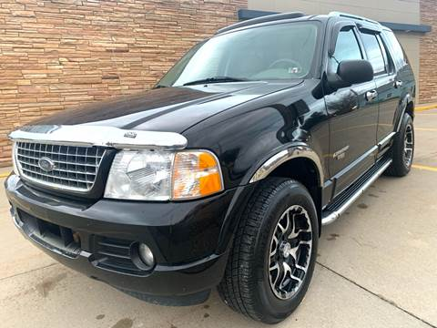 2004 Ford Explorer For Sale >> 2004 Ford Explorer For Sale In Uniontown Oh