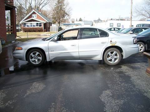 2002 Pontiac Bonneville for sale in Rockford, IL