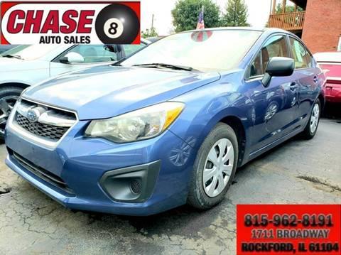 Chase Auto Finance Subaru >> Subaru Impreza For Sale In Rockford Il Chase 8 Auto Sales