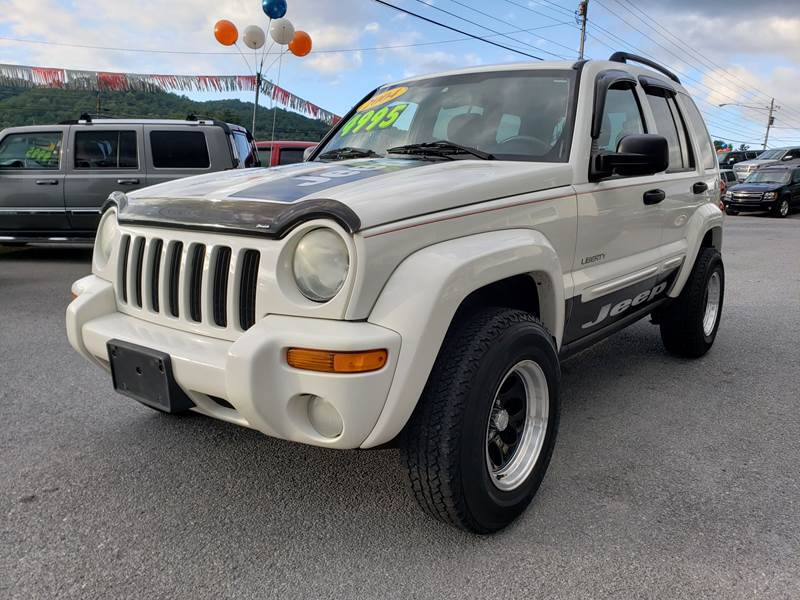 2004 Jeep Liberty For Sale At TLG Motors In Bristol TN