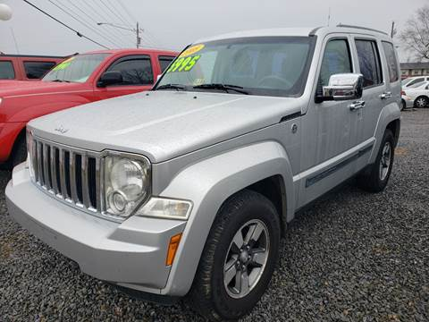 2008 Jeep Liberty for sale in Bristol, TN
