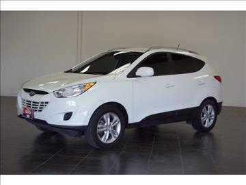 2010 Hyundai Tucson for sale at FREDY KIA USED CARS in Houston TX