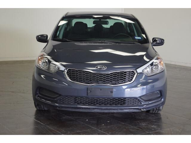2016 Kia Forte for sale at FREDY KIA USED CARS in Houston TX
