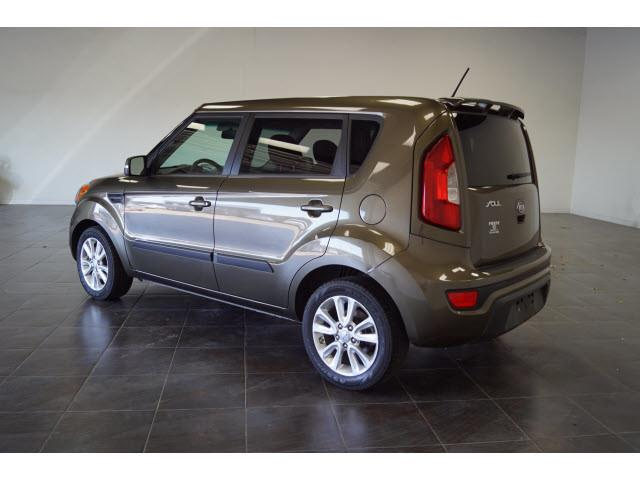 2012 Kia Soul for sale at FREDY KIA USED CARS in Houston TX