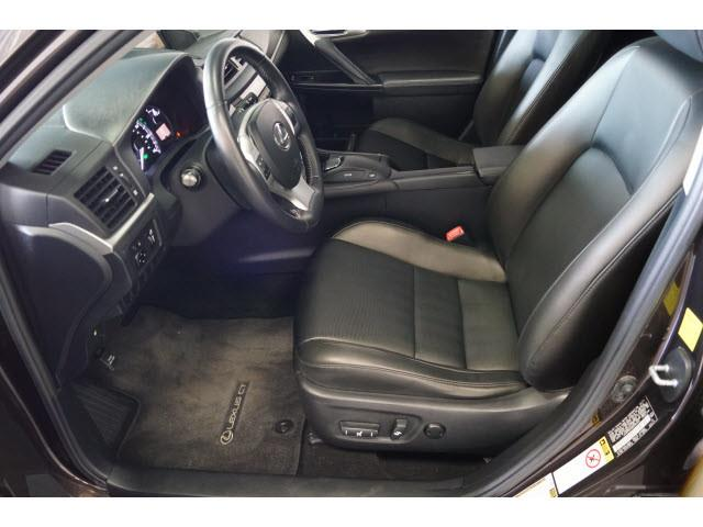2011 Lexus CT 200h for sale at FREDY KIA USED CARS in Houston TX