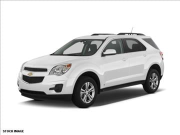2010 Chevrolet Equinox for sale at FREDY KIA USED CARS in Houston TX