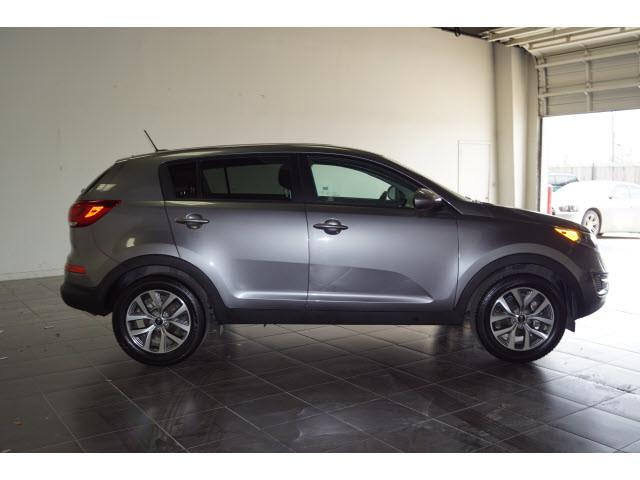 2016 Kia Sportage for sale at FREDY KIA USED CARS in Houston TX