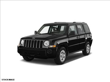2010 Jeep Patriot for sale at FREDY KIA USED CARS in Houston TX