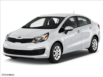 2016 Kia Rio for sale at FREDY KIA USED CARS in Houston TX