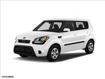 2013 Kia Soul for sale at FREDY KIA USED CARS in Houston TX