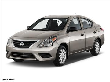 2015 Nissan Versa for sale at FREDY KIA USED CARS in Houston TX