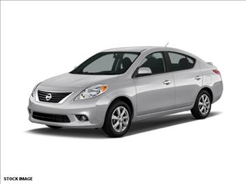 2013 Nissan Versa for sale at FREDY KIA USED CARS in Houston TX