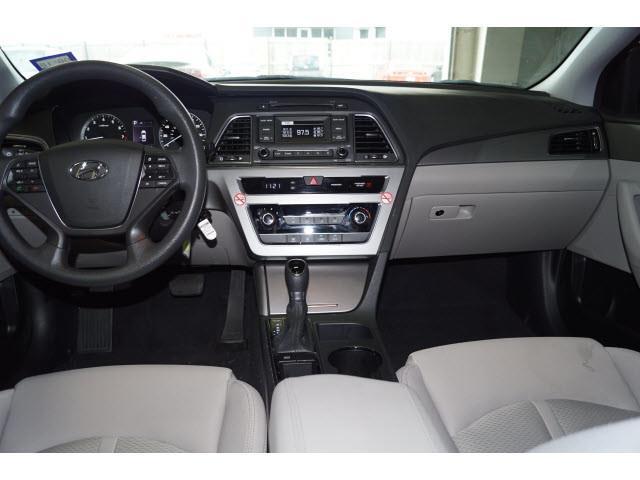 2017 Hyundai Sonata for sale at FREDY KIA USED CARS in Houston TX
