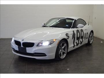 2011 BMW Z4 for sale at FREDY KIA USED CARS in Houston TX