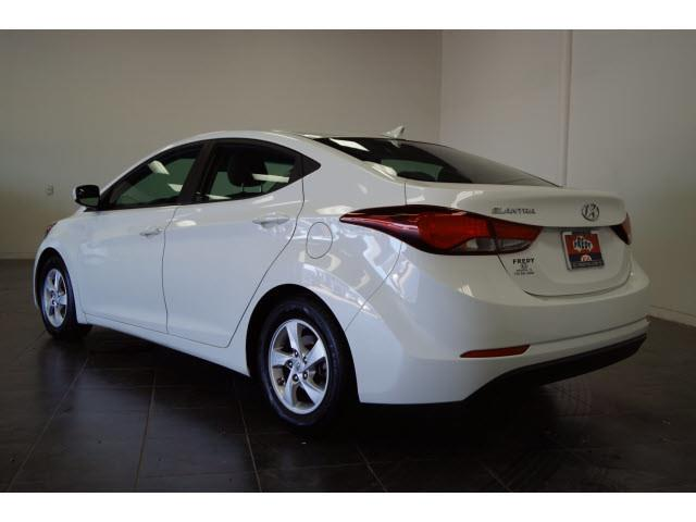 2014 Hyundai Elantra for sale at FREDY KIA USED CARS in Houston TX