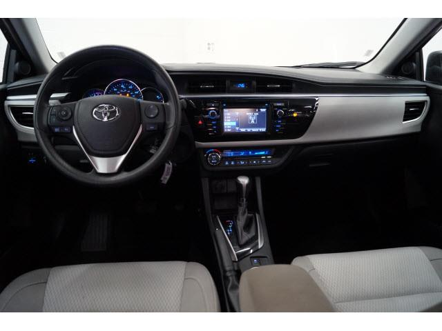 2016 Toyota Corolla for sale at FREDY KIA USED CARS in Houston TX