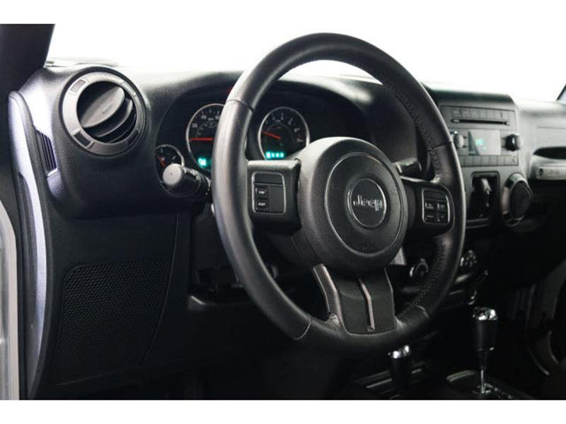 2016 Jeep Wrangler Unlimited for sale at FREDY KIA USED CARS in Houston TX
