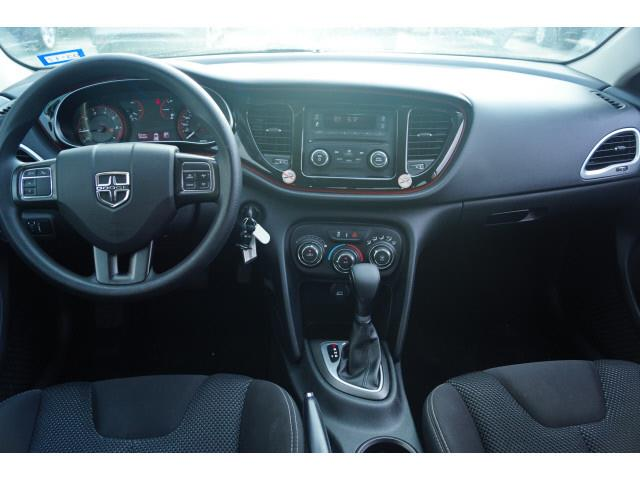 2015 Dodge Dart for sale at FREDY KIA USED CARS in Houston TX