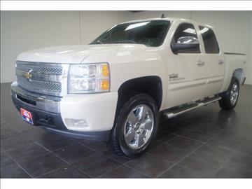 2011 Chevrolet Silverado 1500 for sale at FREDY KIA USED CARS in Houston TX