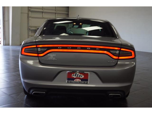 2016 Dodge Charger for sale at FREDY KIA USED CARS in Houston TX