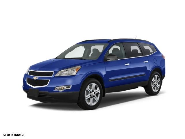2011 Chevrolet Traverse for sale at FREDY KIA USED CARS in Houston TX