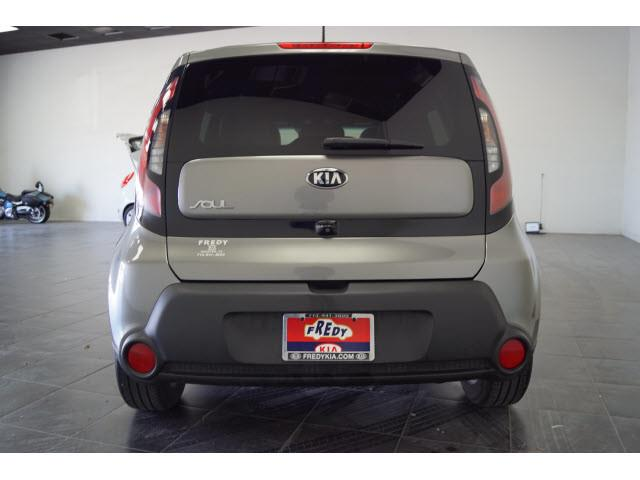 2015 Kia Soul for sale at FREDY KIA USED CARS in Houston TX