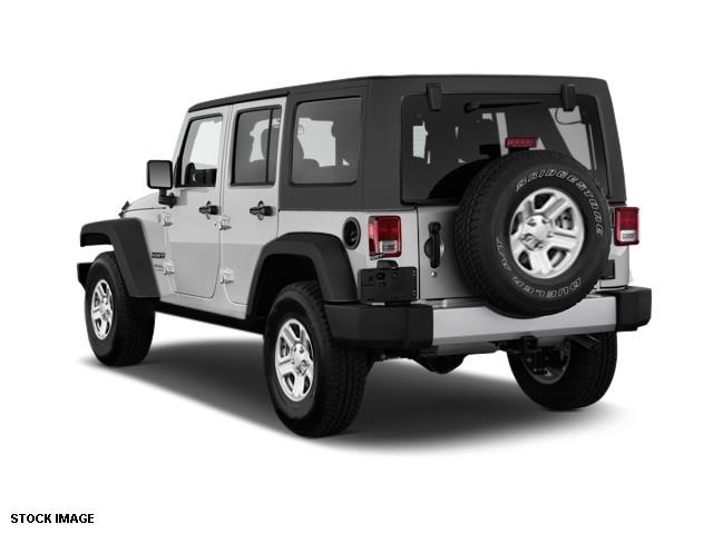 2015 Jeep Wrangler Unlimited for sale at FREDY KIA USED CARS in Houston TX