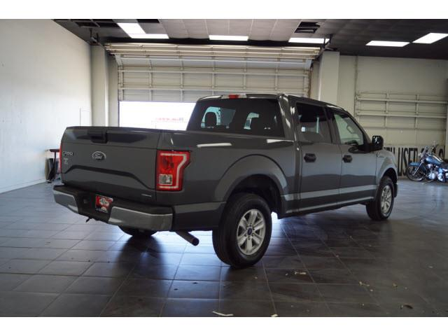 2016 Ford F-150 for sale at FREDY KIA USED CARS in Houston TX