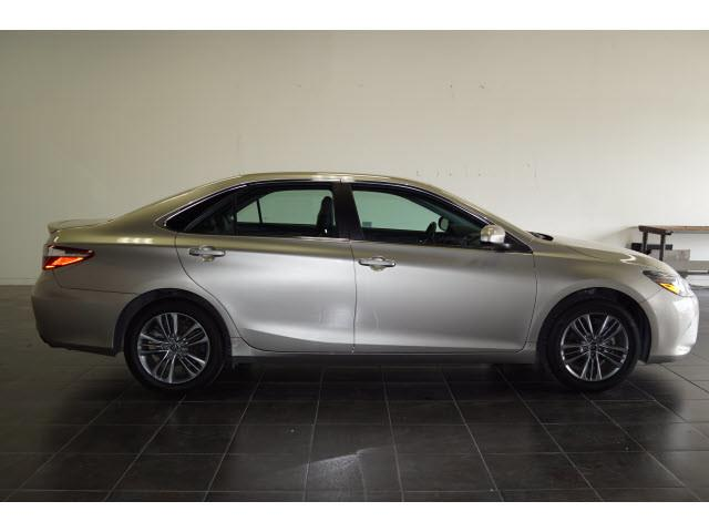 2016 Toyota Camry for sale at FREDY KIA USED CARS in Houston TX