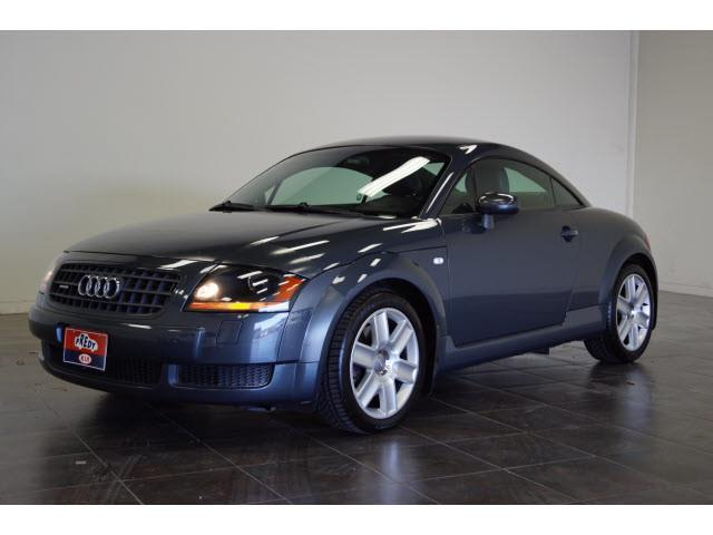 2004 Audi TT for sale at FREDY KIA USED CARS in Houston TX