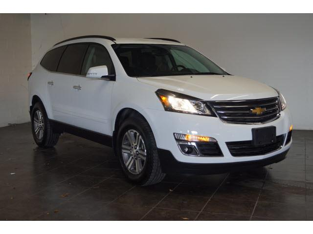 2017 Chevrolet Traverse for sale at FREDY KIA USED CARS in Houston TX