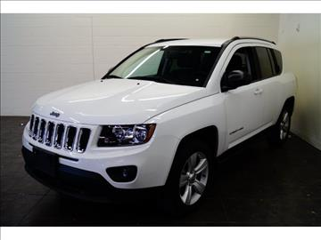 2016 Jeep Compass for sale at FREDY KIA USED CARS in Houston TX