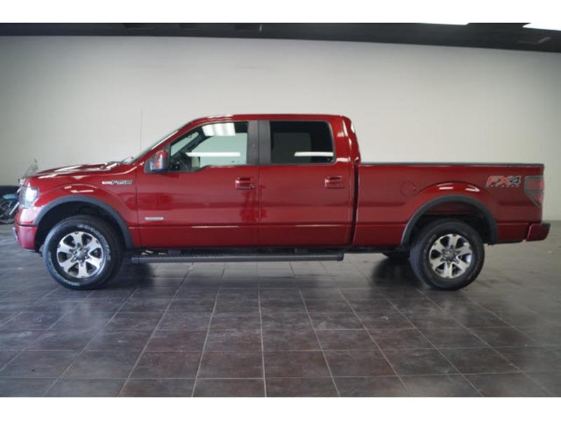 2013 Ford F-150 for sale at FREDY KIA USED CARS in Houston TX