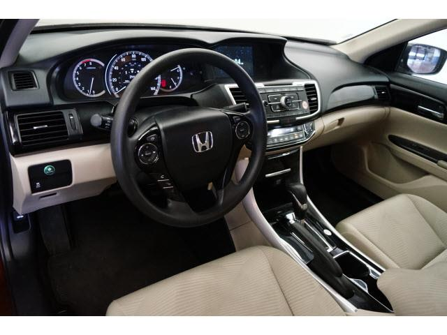 2016 Honda Accord for sale at FREDY KIA USED CARS in Houston TX