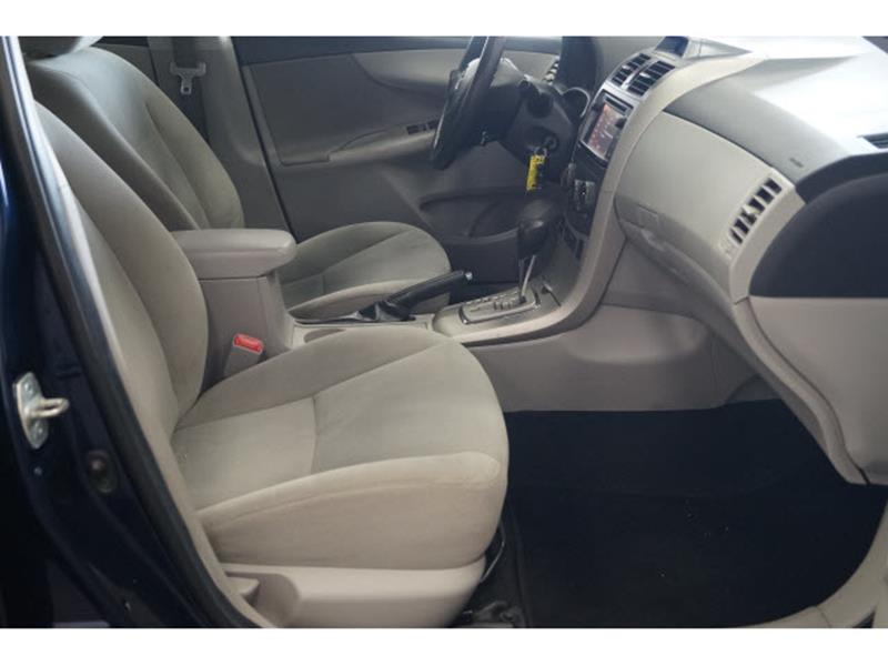 2013 Toyota Corolla for sale at FREDY KIA USED CARS in Houston TX
