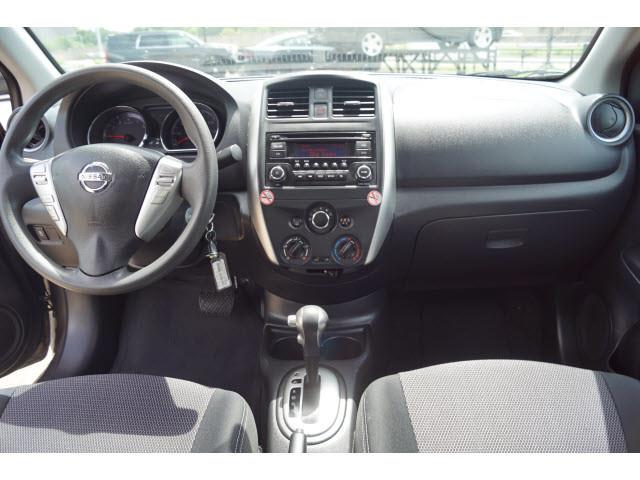 2016 Nissan Versa for sale at FREDY KIA USED CARS in Houston TX