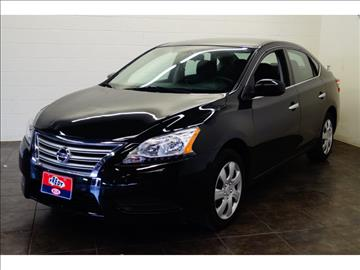 2014 Nissan Sentra for sale at FREDY KIA USED CARS in Houston TX