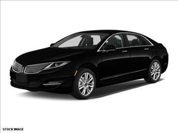 2013 Lincoln MKZ for sale at FREDY KIA USED CARS in Houston TX