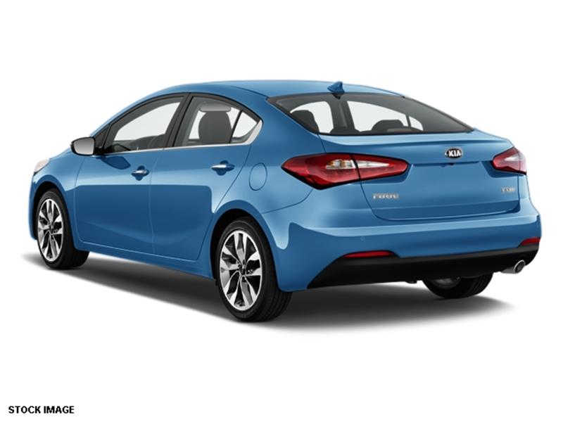 2015 Kia Forte for sale at FREDY KIA USED CARS in Houston TX