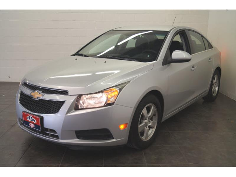 2012 Chevrolet Cruze for sale at FREDY KIA USED CARS in Houston TX