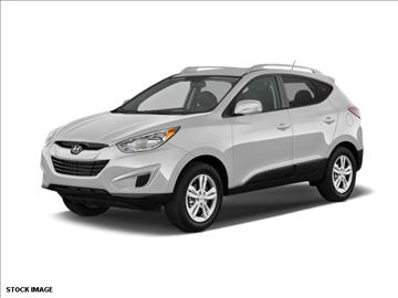 2011 Hyundai Tucson for sale at FREDY KIA USED CARS in Houston TX