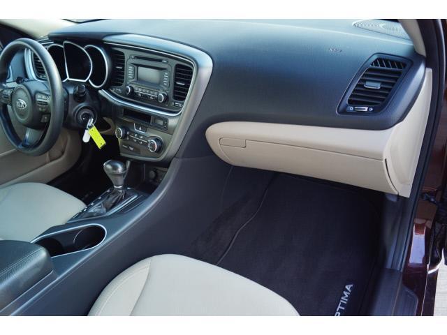 2014 Kia Optima for sale at FREDY KIA USED CARS in Houston TX