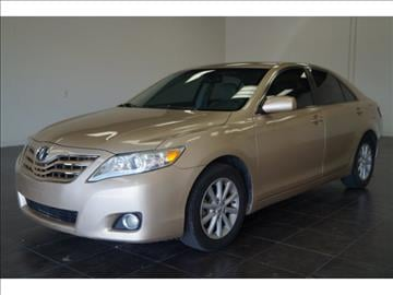 2011 Toyota Camry for sale at FREDY KIA USED CARS in Houston TX