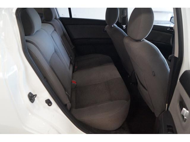 2012 Nissan Sentra for sale at FREDY KIA USED CARS in Houston TX