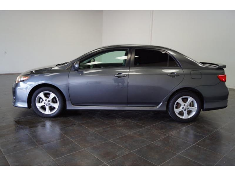 2011 Toyota Corolla for sale at FREDY KIA USED CARS in Houston TX