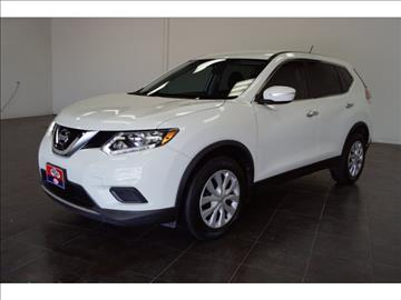 2015 Nissan Rogue for sale at FREDY KIA USED CARS in Houston TX