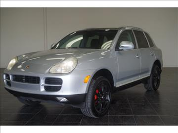 2004 Porsche Cayenne for sale at FREDY KIA USED CARS in Houston TX