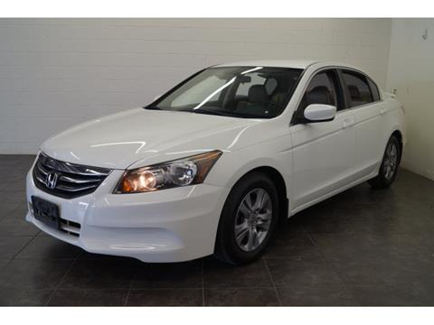 2012 Honda Accord for sale at FREDY KIA USED CARS in Houston TX