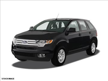 2008 Ford Edge for sale at FREDY KIA USED CARS in Houston TX